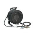 Аудио- и видео кабелиKLOTZ C16/4M30