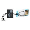 Карты памятиTEAM 16 GB microSDHC Class 10 + Reader TUSDH16GCL1005