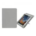 Чехлы и защитные пленки для планшетовRivacase 3207 Light grey