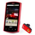 Acer Liquid E Ferrari Edition. Спереди.