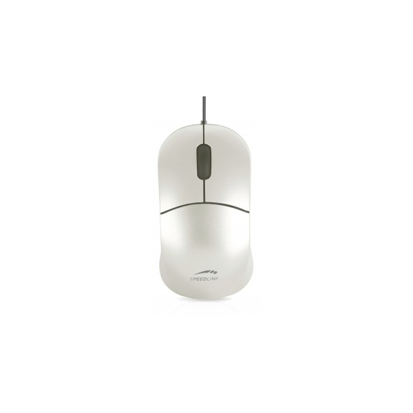 Speed-Link SNAPPY Mouse SL-6142-PWT Pearl White USB