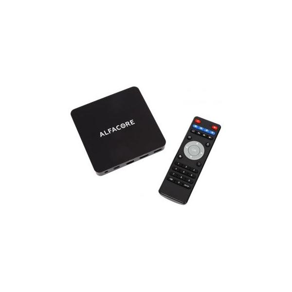 Alfacore Smart TV Logic