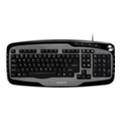 Клавиатуры, мыши, комплектыGigabyte GK-K6800 Black USB