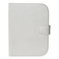 Чехлы для электронных книгSaxon Exclusive Обложка для Nook Simple Touch белая