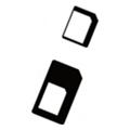 Аксессуары для планшетовCellular Line NanoSIM-MicroSIM-SIM адаптер (NANOSIMADAPTERPLUS)