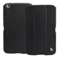 Jisoncase Classic Smart Case for Galaxy Tab 3 8.0 Black JS-S31-03H10