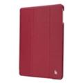 Чехлы и защитные пленки для планшетовJisoncase Ultra-Thin Smart Case for iPad Air Magenta JS-ID5-09T34