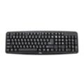Клавиатуры, мыши, комплектыEsperanza TKR101 Black USB