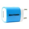 Зарядные устройства для мобильных телефонов и планшетовMaxPower One 1A Blue (33830)