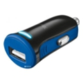 Trust 5W Car Charger Blue (20739)