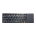 Клавиатуры, мыши, комплекты Rapoo Wireless Touch Keyboard E9180P Black USB