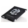 Чехлы и защитные пленки для планшетовBenjamins Чехол Hydrogen для iPad 2 Camouflage Skull (HIPAD2BCM)