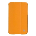 Jisoncase Classic Smart Case for Galaxy Tab 3 7.0 Orange JS-S21-03H80