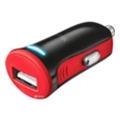 Зарядные устройства для мобильных телефонов и планшетовTrust 5W Car Charger Red (20740)