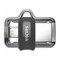 USB flash-накопителиSanDisk 128 GB Ultra Dual Drive M3.0 (SDDD3-128G-G46)
