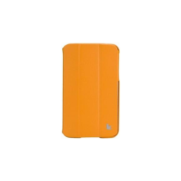 Jisoncase Classic Smart Case for Galaxy Tab 3 7.0 Orange JS-S21-03H80