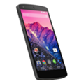 LG Nexus 5 32GB Black. Слева.