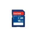 SanDisk 16 GB SDHC class 4 SDSDB-016G-B35