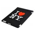 Чехлы и защитные пленки для планшетовBenjamins Чехол I Love NY для iPad 2 черный (NIPAD2K)