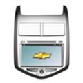 Автомагнитолы и DVDUGO Digital Chevrolet Aveo 2012-2013 (AD-6884)
