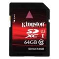 Карты памятиKingston 64 GB SDXC Class 10