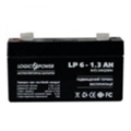 Аккумуляторы для ИБПLogicPower 6В 1.3 Ач (2673)