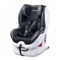 Детские автокреслаCaretero Defender Plus Isofix Black
