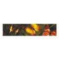 Керамическая плиткаКерамин Бордюр Тропикана 4Б тропические бабочки 275x62