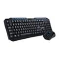 Клавиатуры, мыши, комплектыDeTech KM-216W Wireless Combo Black USB