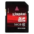 Карты памятиKingston 16 GB SDHC Class 10