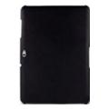 Чехлы и защитные пленки для планшетовMelkco Leather Snap Cover для Samsung Galaxy Tab 10.1 черный (SSP751LOLT1BKLC)