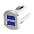 Зарядные устройства для мобильных телефонов и планшетовScosche reVOLT 12W + 12W (USBC242M)