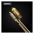 Зарядные устройства для мобильных телефонов и планшетовREMAX Finchy 3.4A RCC103 (gold)