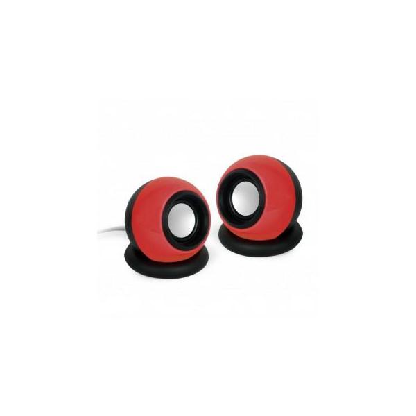 Gembird SPK-AC-R Red