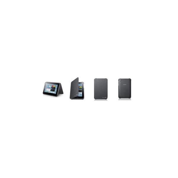 Samsung Чехол для  Galaxy Tab P3100/P3110 черный (EFC-1G5NGECSTD)