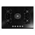 Кухонные плиты и варочные поверхностиWhirlpool AKT 486 NB