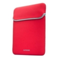 Чехлы и защитные пленки для планшетовCAPDASE ProKeeper SlipinShell для iPad/iPad 2/3/4 Black/Red (PK00A100-L019)