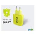 Зарядные устройства для мобильных телефонов и планшетовPixus Charge One (Lime)