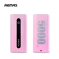 Портативные зарядные устройстваREMAX Proda E5 PowerBank 5000mAh Pink (RMX-PRE5-5000PK)
