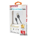 Promate linkMate-LT3 Lightning-USB 3 м Black (linkmate-lt3.black)