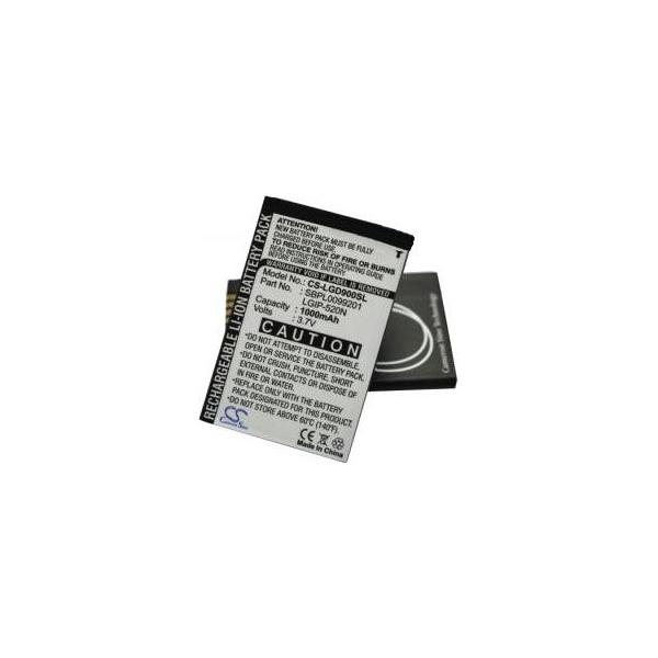 LG IP-520N (1000 mAh)