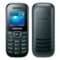 Samsung E1200. Спереди и сзади.