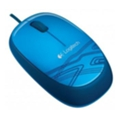 Клавиатуры, мыши, комплекты Logitech Mouse M105 Blue USB