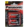 Panasonic C bat Carbon-Zinc 2шт Special (R14REL/2BP)