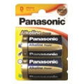 Panasonic D bat Alkaline 2шт Alkaline Power (LR20REB/2BP)