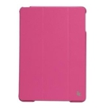 Чехлы и защитные пленки для планшетовJisoncase Classic Smart Cover for iPad mini with Retina Rose Red JS-IM2-01H33