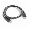 Компьютерные USB-кабелиAtcom USB3.0 AM/AF 3m (6149)