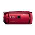 ВидеокамерыSony HDR-PJ240E Red
