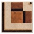 Керамическая плиткаCristacer Pisa 15x15 beige