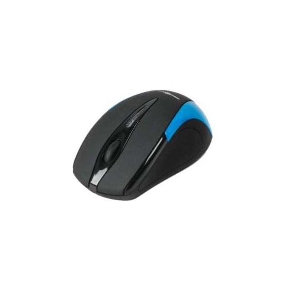 Maxxtro Mr-401 Black-Blue USB